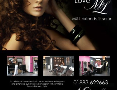 M & L extends its salon